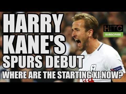 Harry Kane's Tottenham Debut: Where Are The Starting XI Now?