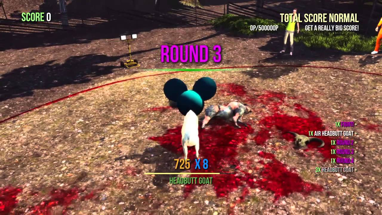 goat simulator mmo trophy guide