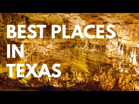 10 Best Travel Destinations in Texas USA