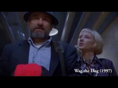 Distract the public, justify the war machine - Wag the Dog (1997) Mp3