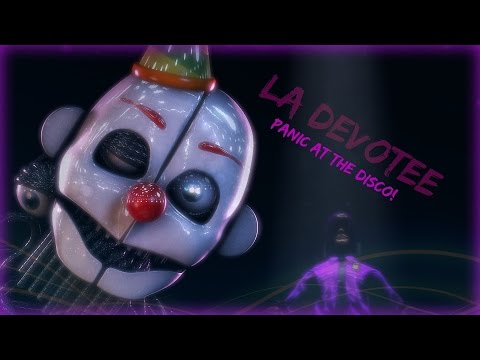 Thumbnail: LA Devotee By Panic! At The Disco FNAF SFM (Sort Of Graphic!)