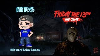 Live - Friday the 13th: The Game (PC 1440p 60fps) Gameplay