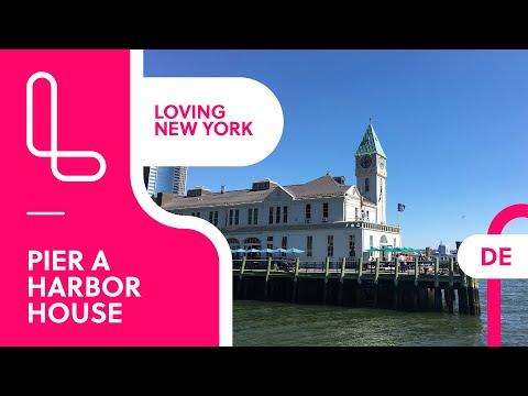 Pier A Harbor House am Battery Park |Loving New York