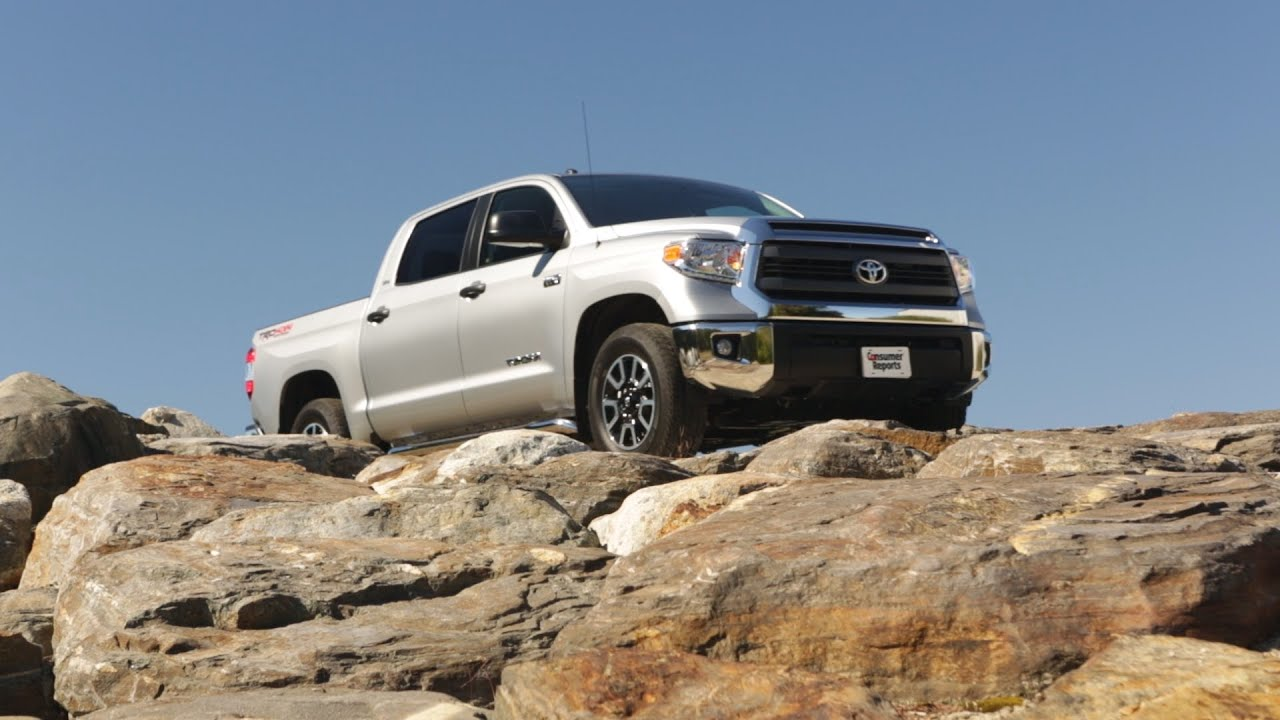 2014 Toyota Tundra First Drive Consumer Reports Youtube