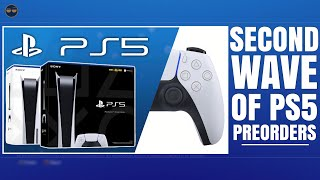 PLAYSTATION 5 ( PS5 ) - PS5 PREORDER SECOND WAVE SET BY SONY ?! PS5 SSD WILL BE EXPENSIVE ACCORD...