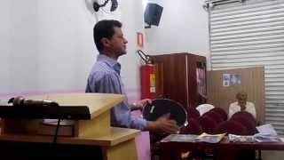 Corinho com pandeiro CANTOR WANDERLEI NA VIGILIA EM PQ MIAMI STO ANDRE...