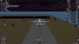 Flying To Zurich/Roblox