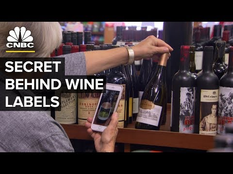How Wine Labels Are Designed