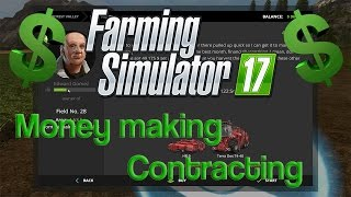 Farming Simulator 17 - Contracting Tips & Tricks Tutorial