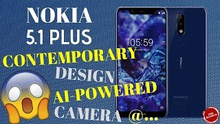 NOKIA 5.1 PLUS 2018: FULL SPECS, PRICE, CASHBACK OFFERS, & MANY MORE…