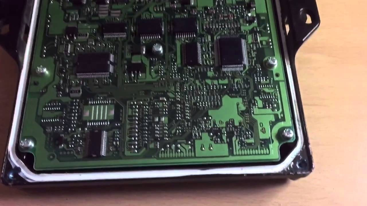 K-tag remapping Chiptuning Denso Nissan engine Ecu
