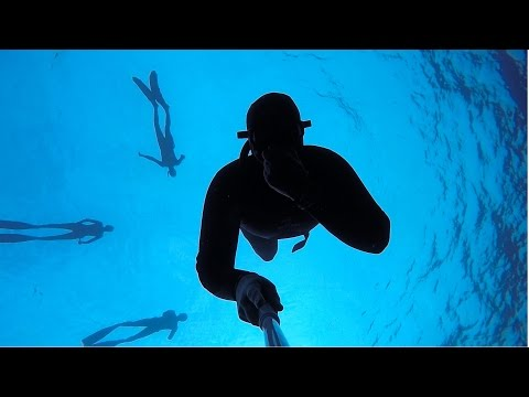 Video Of The Week | GoPro Awards: Freediving the Bridge of Chrisoula K