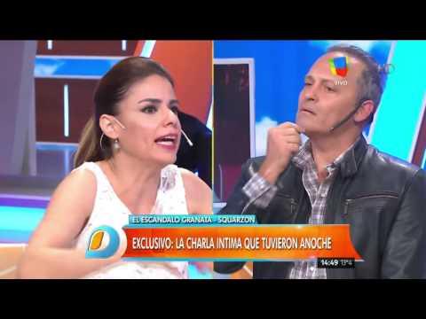 Los infieles: La amante de la pareja de Amalia Granata es casada