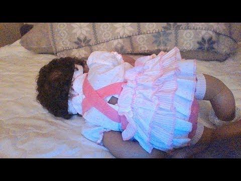 Ashton Drake silicone baby Tasha