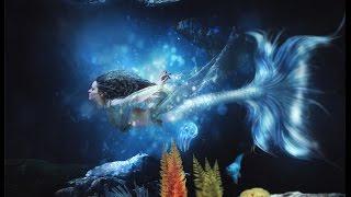 PHOTOSHOP | Photo Manipulation [ Mermaid ] Speed Art