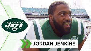Jordan Jenkins 2018 Season Highlights | New York Jets