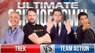 Trek VS Team Action - Ultimate Schmoedown Team Tournament - Round 2
