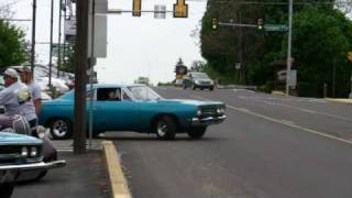 Shively Motors of Shippensburg Mopar Burnout 1