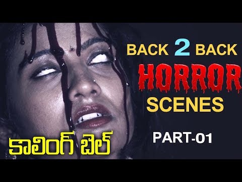 Back To Back Harror Scenes | Part 1 | Calling Bell | Movie Time Cinema