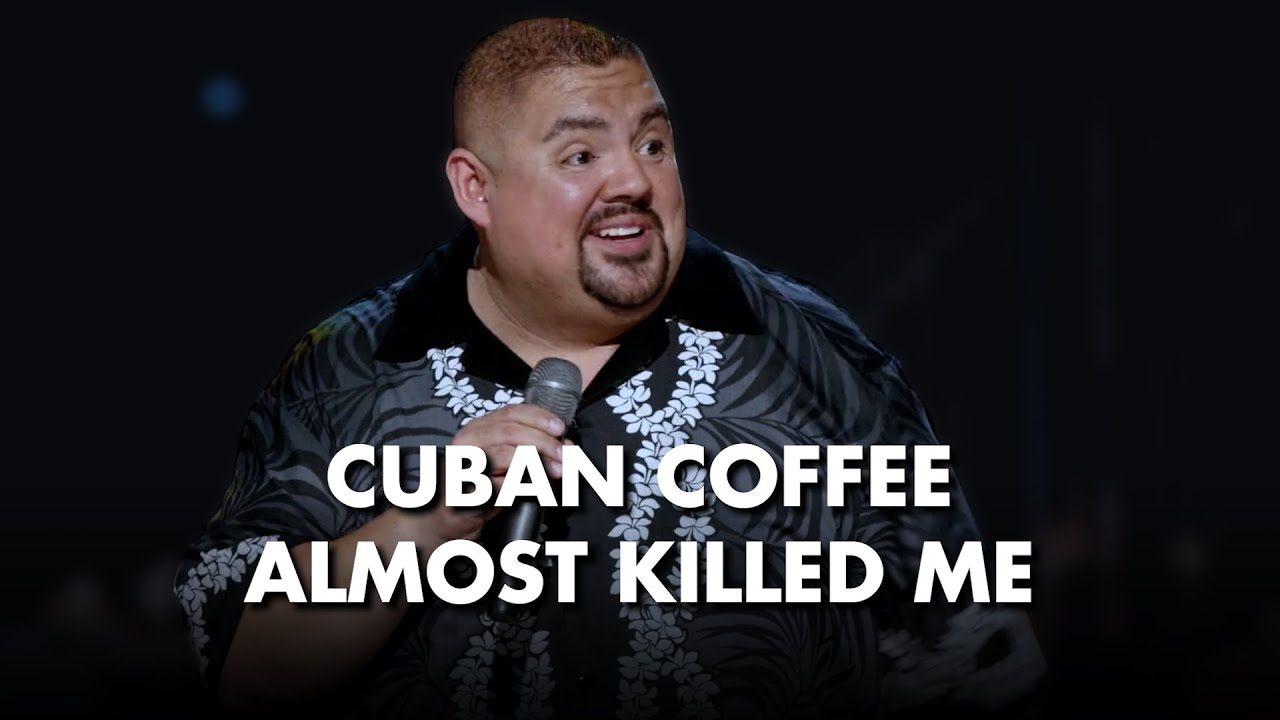 Cuban Coffee Almost Killed Me | Gabriel Iglesias