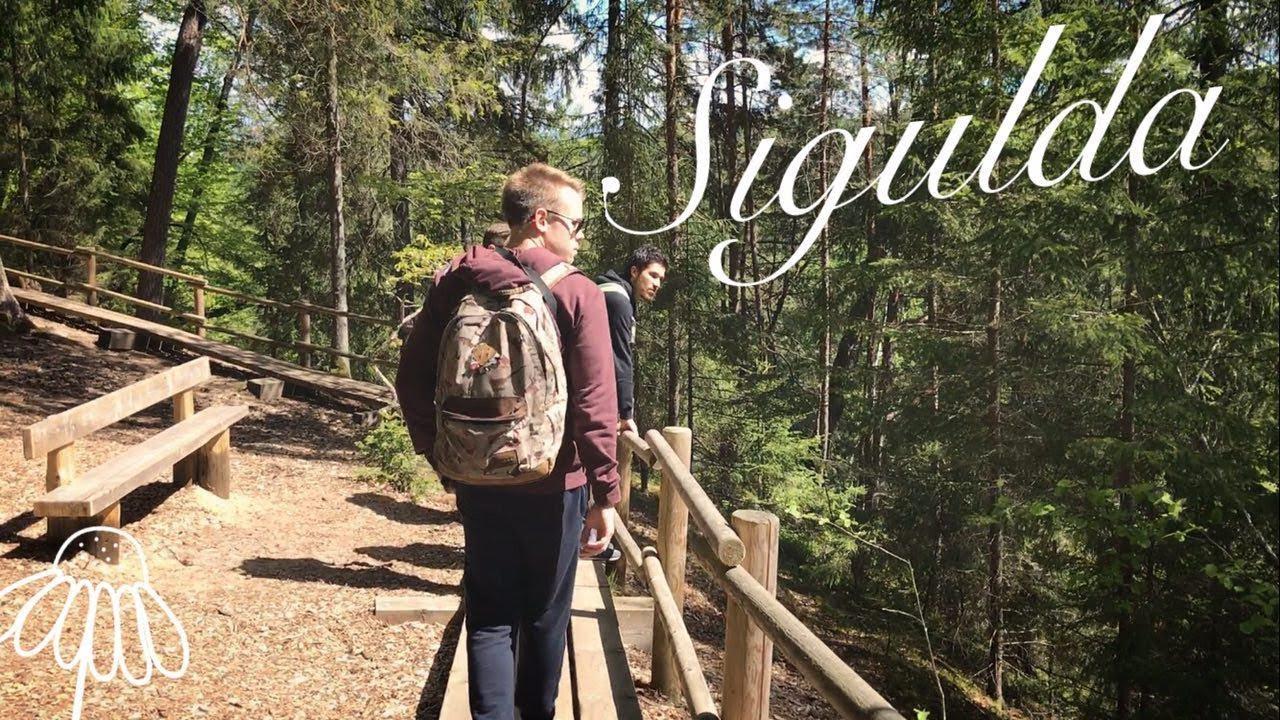Сигулда! Латышские джунгли! Что посмотреть в Латвии?