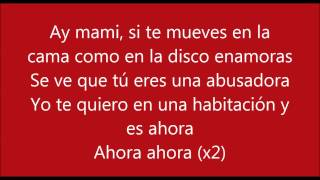 letra de Ay Mami -Tito El Bambino Ft. Bryant Myers