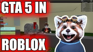 GTA 5 IN ROBLOX I bought my house!