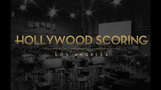Live Orchestra Recording Session - Hollywood Scoring