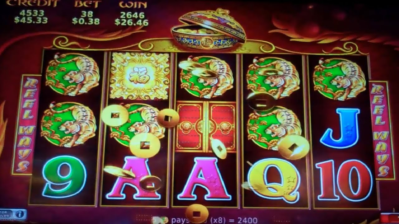 Super Jackpot Party Free Slot - Play WMS, IGT & Bally ...