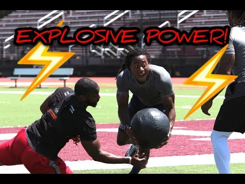 TOP 5 Medicine Ball Throws for Athletes | JOE KNOWS #20