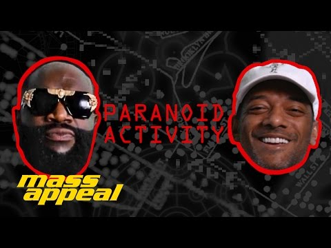 Paranoid Activity: Prodigy x Rick Ross