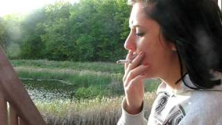 Repeat youtube video Smoking a Cig