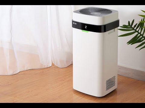 Сменный фильтр?ЗАБУДЬ!!! Очиститель воздуха Xiaomi Baion No-Consumable Air Purifier