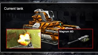 Tanki Online - NEW TURRET MAGNUM!! ARTILLERY IS RELEASED!