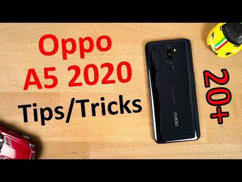 OPPO A5 2020 20+ Tips & Tricks