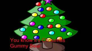 Download Gummy Bear-You know it's Christmas Mp3 and Videos