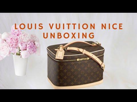 Louis Vuitton Nice Vanity Case