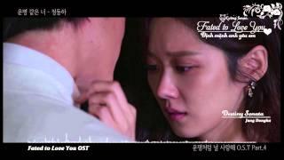 Fated to Love You 2014 (OST) - Destiny Sonata - Định mệnh anh yêu em 2014