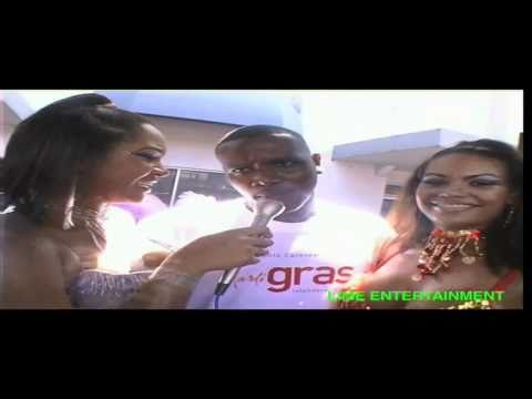 Trinidad Carnival 2006 - Interview with Kevin Little pon road