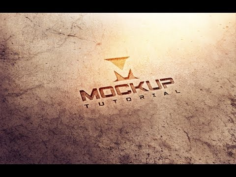 Mockup tutorial - how to use photoshop mockups for logo presentations