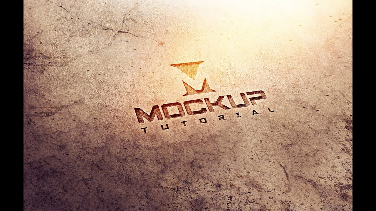 Mockup tutorial - how to use photoshop mockups for logo ...