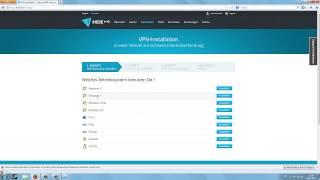 VPN : Anonym und schnell im Internet surfen [Tutorial] [hide.me]
