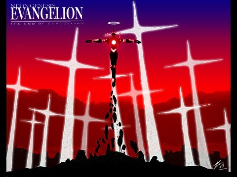 "Evangelion 2 0 ""Beautiful World"" Credit Song"