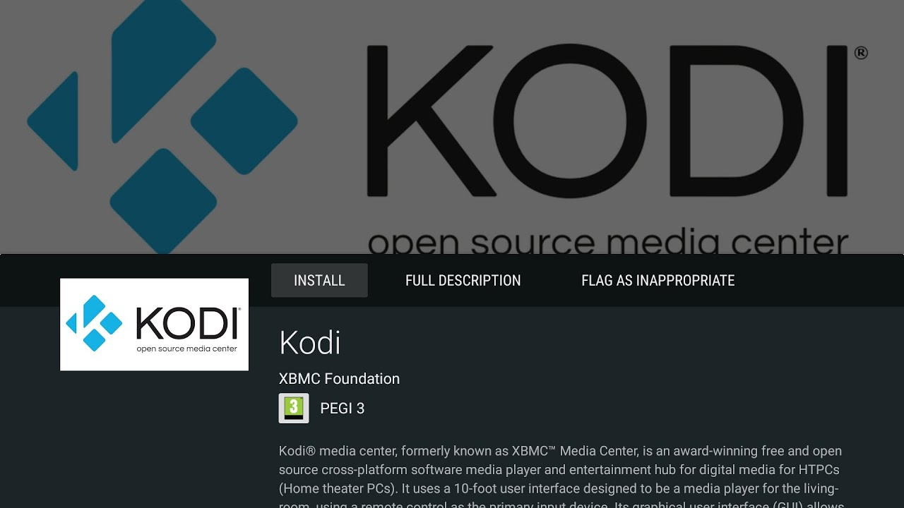 HOW-TO:Install Kodi for Android - Official Kodi Wiki