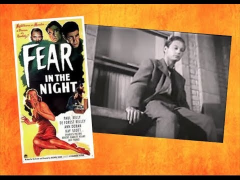 Fear In The Night   1947 - Improved Quality - Film-Noir/Drama/Crime: With Subtitles
