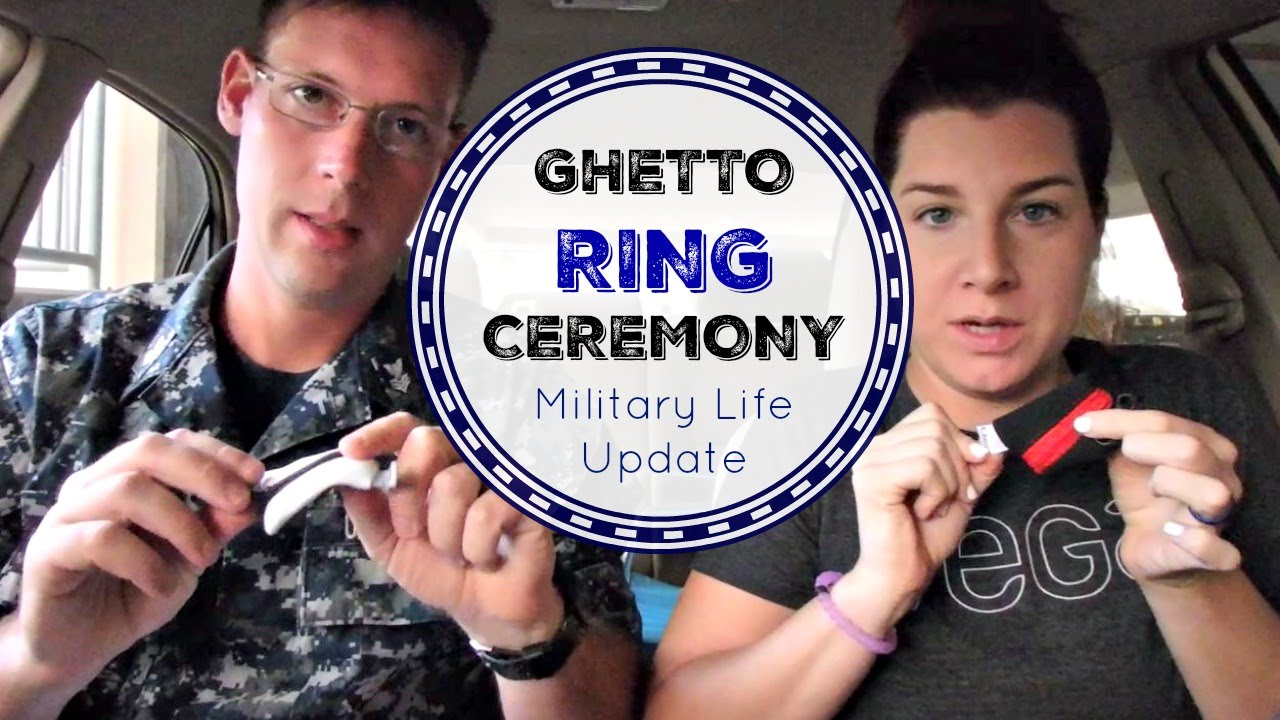 Ghetto Ring Ceremony  Qalo Ring