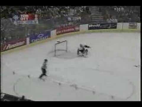 Toronto vs. Ottawa 2001 Playoffs #1