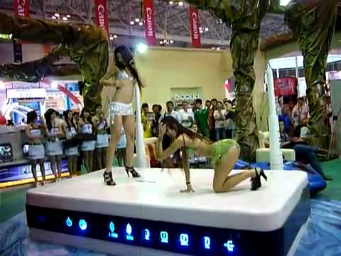 05 09 2010 video gai mua cot tai hoi cho cntt 2010 phan 2 only dance house trance techno nonstop and more  336876851