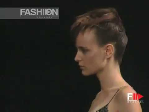 "Fashion Show ""Krizia"" Haute Couture Women Autumn Winter 2003 2004 Rome 5 of 5"