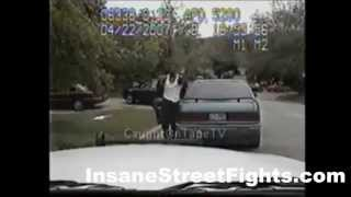 Gangster Shooting At Police in the Hood!!! Shots Fired | MUST WATCH!!